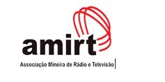 Logo AMIRT Associação Mineira de Rádio e Televisão